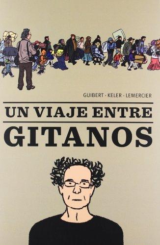 Un viaje entre gitanos por Emmanuel Guibert