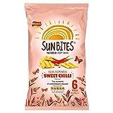 Wanderer Sunbites Vollkorn Snacks - Sonnengereiften Süßer Chili (6X25G)