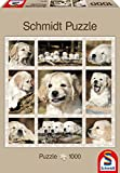 Schmidt - Bambini Cane Puzzle, 1000 Pezzi