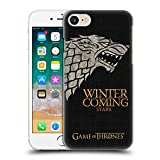 Official HBO Game Of Thrones Stark House Mottos Hard Back Case for...