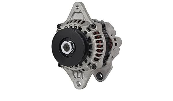 ALTERNATOR FITS NEW HOLLAND SKID STEER LOADER LS170 LX565 18504-6320 A7T03877
