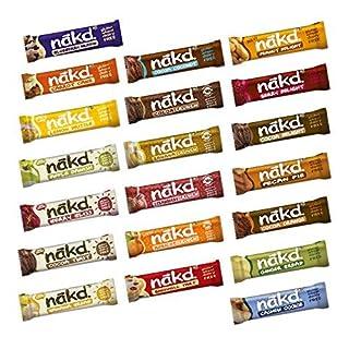 Nakd Choose Your Favorite Selection (20 Bars)