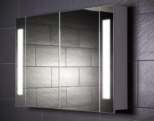 Spiegelschrank Curve 100 von Galdem Spiegelschränke 100 cm