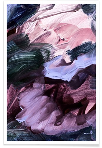 JUNIQE® Poster 60x90cm Abstrakt & Geometrisch - Design