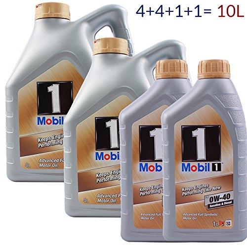 Mobil 1, olio per il moto