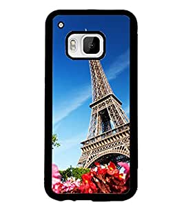 PRINTSWAG TOWER Designer Back Cover Case for HTC ONE M9S
