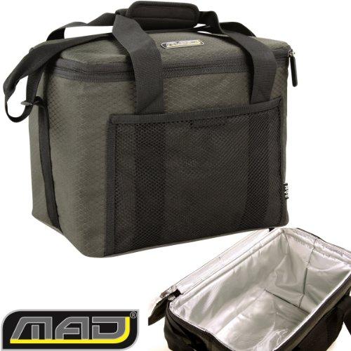 MAD D-Fender Sac Glaciére - 15L, 35 x 25 x 22 cm, avec isolation interne