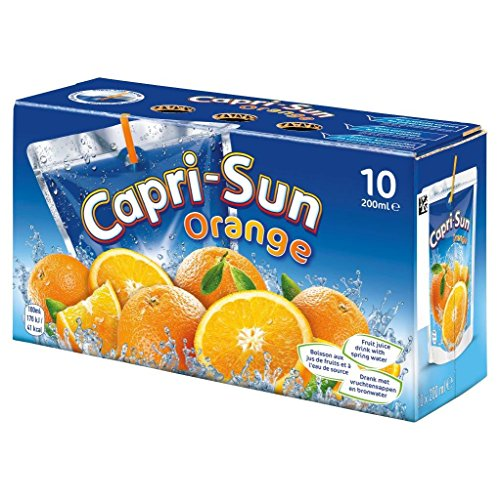 Capri-Sun Orange Poche 10 x 20 cl