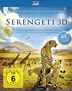 Serengeti [3D Blu-ray]