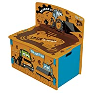 Kidsaw JCB Play Toybox