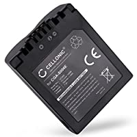 CELLONIC® Batería Compatible con Leica V-Lux 1 Panasonic Lumix DMC-FZ8 D...