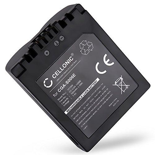 CELLONIC® Batería compatible Leica V LUX 1 compatible