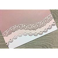 Sizzix Card Edges No.2 von Rachael Bright SizzlitsDekorative Börden Stanze