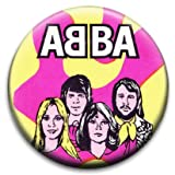 Abba Small Retro Badge