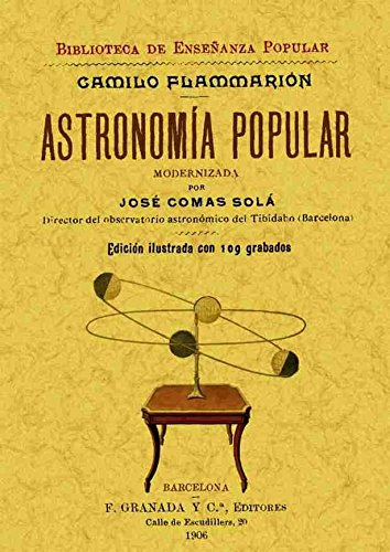 Astronomía popular