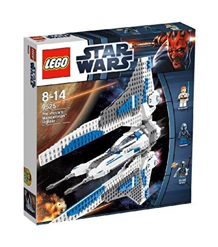 LEGO Star Wars – Pre Vizsla's Mandalorian Fighter (9525)