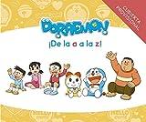 ¡De la a a la z! - Doraemon (Hachette Infantil - Doraemon - Actividades)