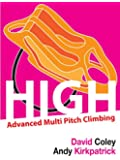 High - Advanced Multi Pitch Climbing
