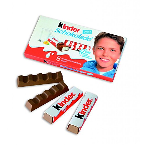 Tanner 42190073 Ferrero Kinderschokolade