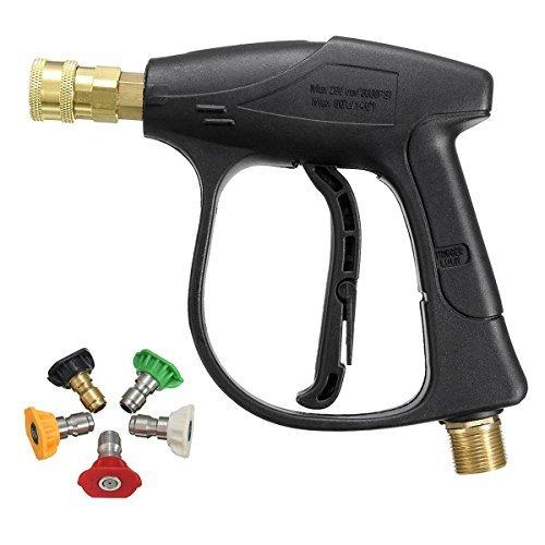 MATCC Car Washer Gun 3000 PSI High Pressure Washer Gun...