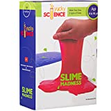 #10: Slime Madness Kit by Yucky Science.Make 5 Types of Slime with Borax for 6 Years and Above.