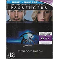 Passengers Version Francaise - Edition Steelbook [Blu Ray] Inclus Digital HD Ultraviolet