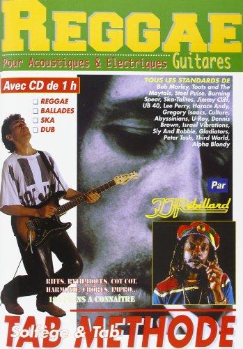 Reggae Guitare Methode Tab + CD