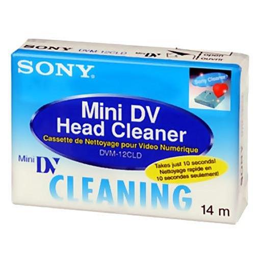 Sony Videocamera Digital Video Cassetta puliscitestine mini