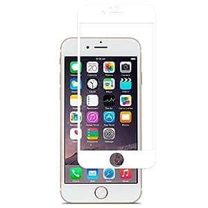 Moshi - 99MO075804 - iVisor Glass - Film de protection en verre renforcé pour iPhone 6 - Blanc