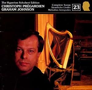 Schubert: intégrale des lieder, Vol. 23