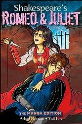 Shakespeare's Romeo and Juliet: The Manga Edition (Wileys Manga Shakespeare) by William Shakespeare (2008-01-25)