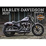 Harley Davidson 2017: 16 Month Calendar September 2016 Through December 2017 (Calendars 2017)