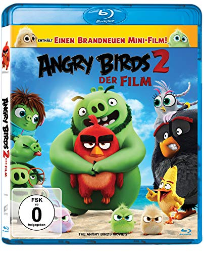 Angry Birds 2 - DER FILM [Blu-ray]