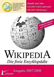 Wikipedia 2007/2008 - Kompakt (DVD-ROM)