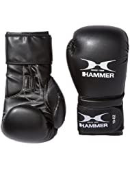 Hammer Premium Gants de boxe pour l'entraînement noir Noir