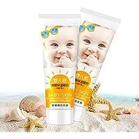 Portal Cool Brillo Después del sol Loción reparadora Emulsión Blanqueador Hidratante Crema protectora solar Bloqueador solar Revitalización de la piel Poros