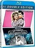 Grease + La febbre del sabato sera [Blu-ray] [Import anglais]