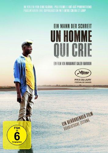 Ein Mann der schreit - Un homme qui crie (Koma-dvd)