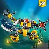 LEGO Creator - Le robot sous-marin - 31090 - Jeu de construction