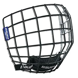 Bauer RBE VIII i2 Hockey Helmet Cage 2010 Small - Black