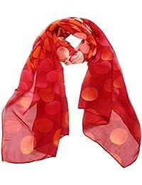 da078838095 Internet Femmes Wrap doux longue écharpe Mesdames châle mousseline de soie  foulards ...
