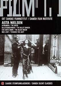 Asta Nielsen: Afgrunden / Balletdanserinden / Den sorte drøm / Mod lyset [Dänemark Import]