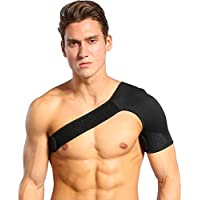Doact Sport Schulterbandage, Leichtes Gewicht Verstellbare Schulterbandage für Schulter Schmerzlinderung, Sport... preisvergleich bei billige-tabletten.eu