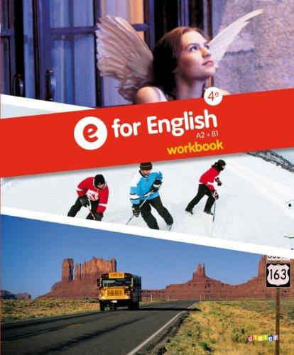 E for English 4e - Workbook -version papier por Jean-Pierre Gabilan