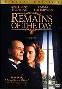 The Remains of the Day (Special Edition) [Import USA Zone 1]