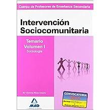 Intervencion sociocomunitaria - temario vol. I (Profesores Eso - Fp 2012) de Mª Dolores Ribes Antuña (2 sep 2009) Tapa blanda