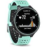 Garmin - 010-03717-49 - Forerunner 235 - Montre de Running GPS avec Cardio au Poignet - Bleu
