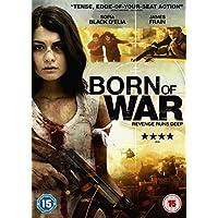 Born of War [DVD] [2015] by James Frain