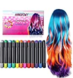 Hair Chalk for Kids Temporary Hair Chalks Colour Set Prime Hair Chalk Pens
