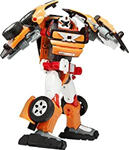 Animation Tobot Adventure X - Car Transformer Robot Toy Kids Action Figure Kia Soul